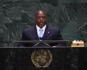 Presedintele Republicii Democrate Congo, Joseph Kabila Kabange.