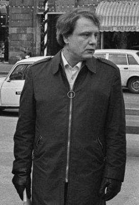 Celebrul disident sovietic si scriitor rus, Vladimir Bukovski, 9 decembrie 1981 in Strasburg.