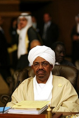 Presedintele sudanez Omar Hassan al-Bashir
