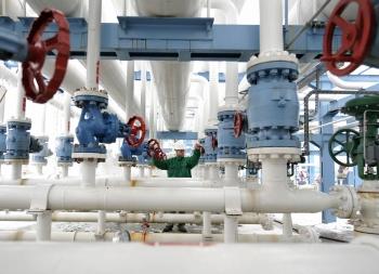 Centrul de control de gaze naturale din Germania in localitatea Hajduszoboszlo, la 200 km est de Budapesta. Livrarile de gaze naturale spre Bulgaria, Grecia, Ungaria, Macedonia, Serbia, Slovacia si Turcia au fost intrerupte datorita neintelegerilor de pret intre Rusia si Ucraina.