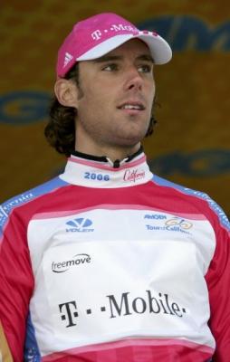 Ciclistul austriac Bernhard Kohl.