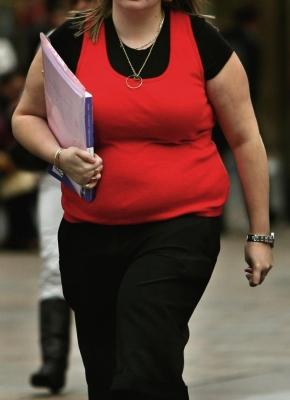 Obezitatea poate avea legatura cu stresul.