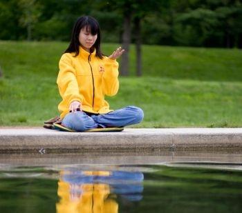 O scurta meditatie poate intari puterea de concentrare a individului.