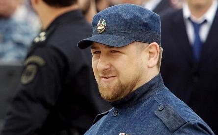 Ramzan Kadirov, presedintele pro-Kremlin al Ceceniei