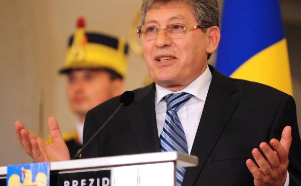 Mihai Ghimpu, preşedintele Partidului Liberal