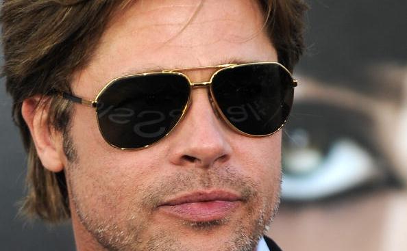 Brad Pitt la premiera filmului 'Salt', iulie 2010