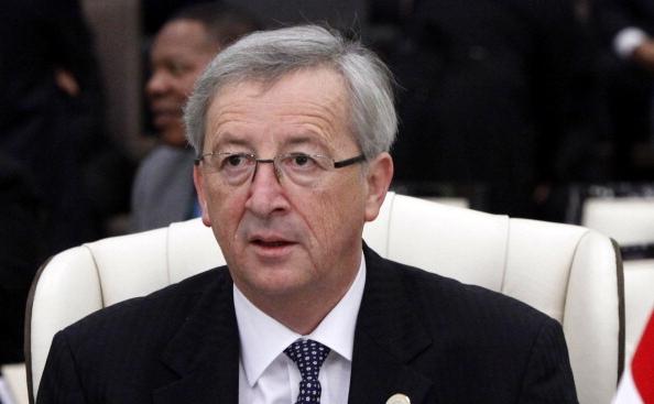 Premierul luxemburghez, Jean-Claude Juncker, la summitul UE-UA in capitala libiana Tripoli 29 noiembrie 2010.