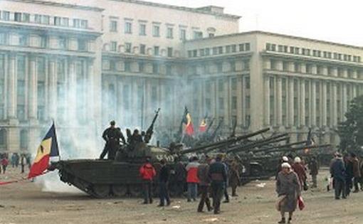 Imagini de la Revolutia din decembrie 1989, Bucuresti