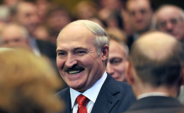 Aleksandr Lukasenko, presedintele Republicii Belarus.