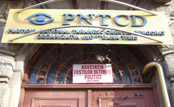 Sediul PNTCD Timisoara