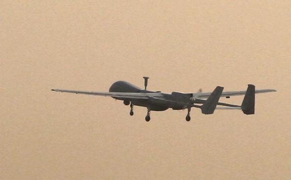 Dronă americană.