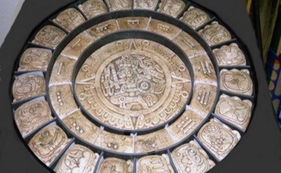 figura 1 Civilizatia antică Maya si calendarele sale