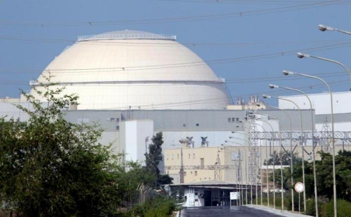 Reactorul nuclear de la Bushehr, in sudul Iranului, la 1.200 km de Teheran.