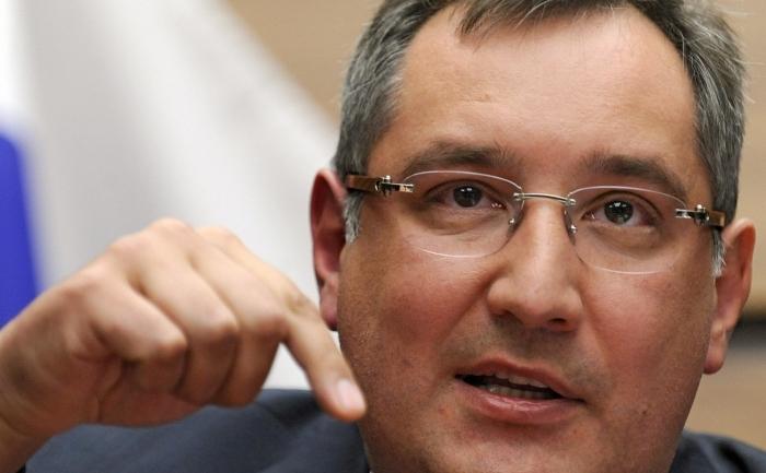 Vicepremierul rus Dmitri Rogozin. (arhiva)