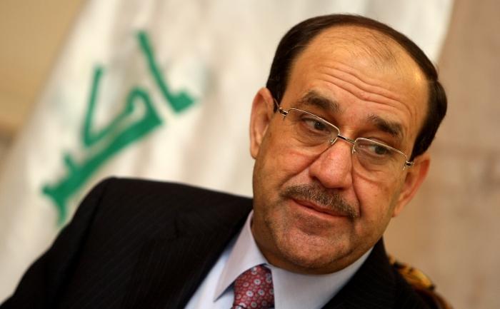 Premierul irakian Nuri al-Maliki