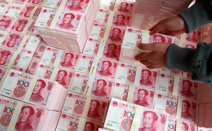 Oficialii americani s-au plans multa vreme de faptul că Beijingul isi mentine in mod intentionat un yuan subevaluat.