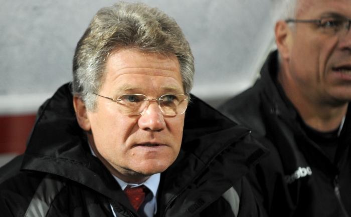 Antrenorul român Ladislau Boloni (arhivă).