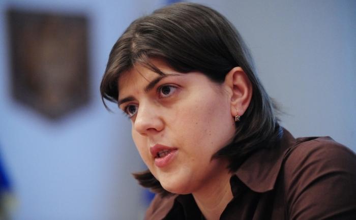 Procurorul general al României, Laura Codruţa Kovesi.