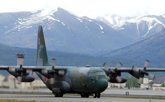 Aeronava militară de transport C-130 Hercules