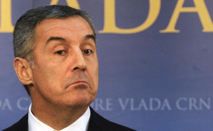 Preşedintele Muntenegrului, Milo Djukanovic