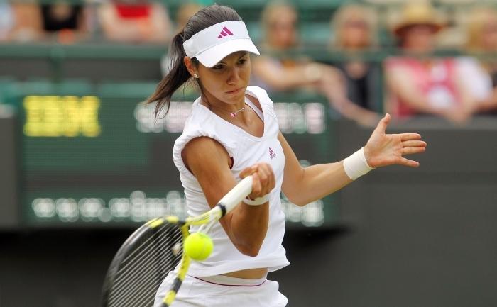 Jucătoarea română de tenis Raluca Olaru. (arhivă)