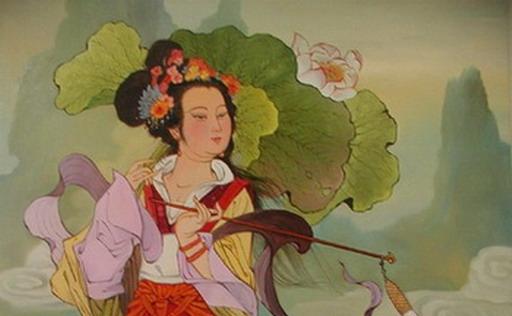 Ho Syangu (fecioara nemuritoare Ho)