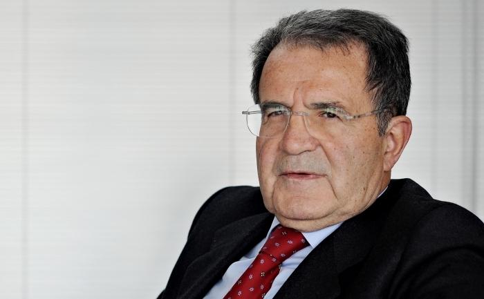 Fostul presedinte al Comisiei Europene, Romano Prodi