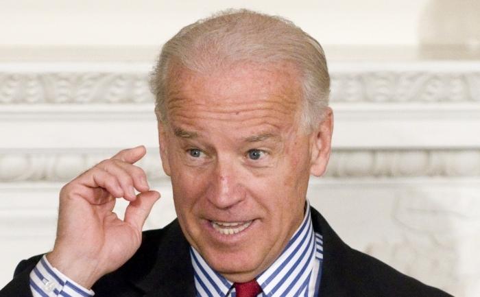 Vicepresedintele american Joe Biden , 28 februarie 2011 la Casa Alba