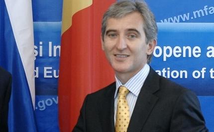 Premierul moldovean Iurie Leancă.