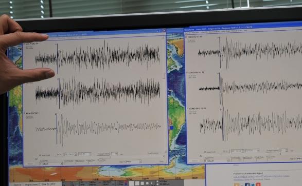 Activitate seismică