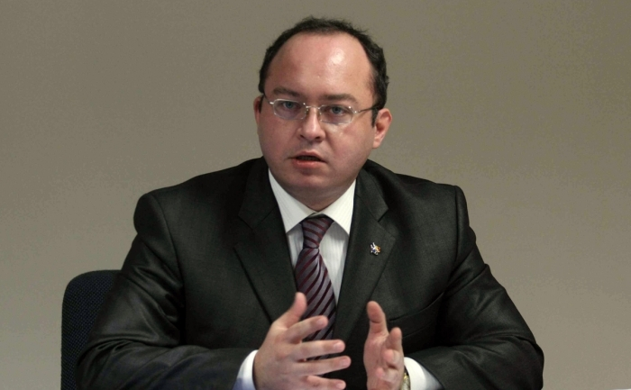 Ministrul Afacerilor Externe, Bogdan Aurescu