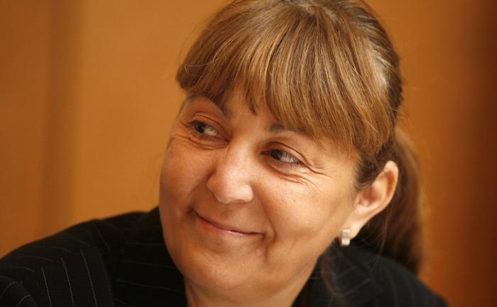 Europarlamentarul democrat-liberal, Monica Macovei.