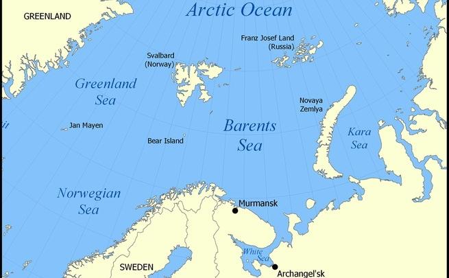 Marea Barent.
