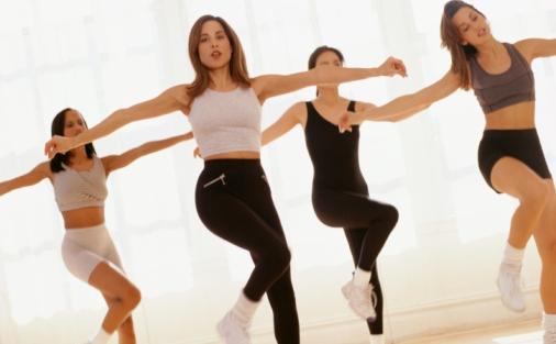 gimnastică aerobică