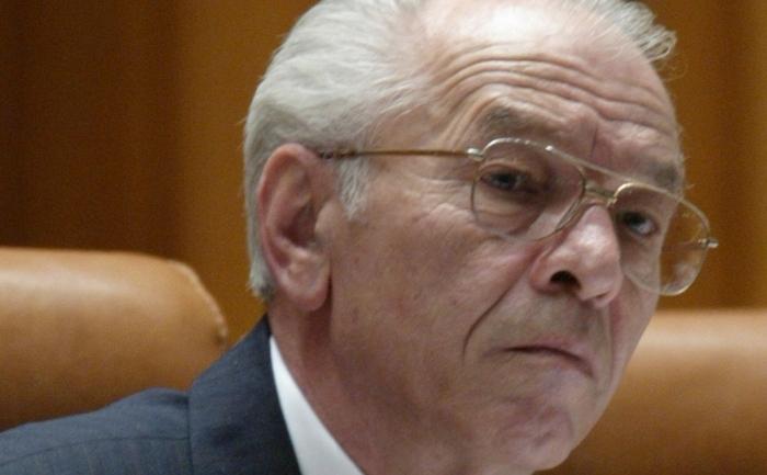 Preşedintele Curţii de Conturi, Nicolae Vacaroiu