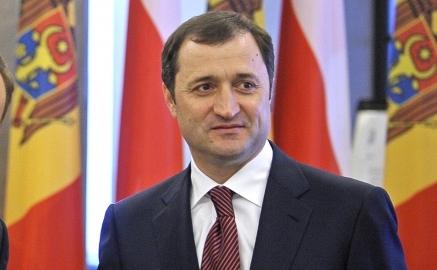 Premierul moldovean Vlad Filat.