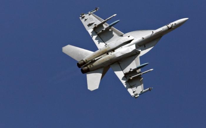 Avion militar american, F/A-18F Super Hornet