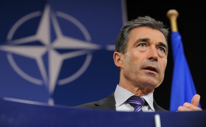 Secretarul General NATO, Anders Fogh Rasmussen