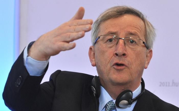 Fostul premier al Luxemburgului, Jean-Claude Juncker.
