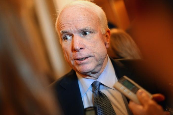 Senatorul republican John McCain