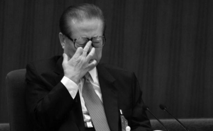 Jiang Zemin in 2007