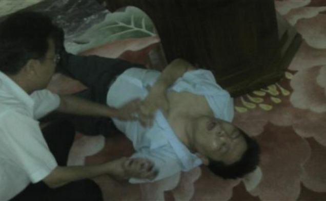 Avocatul Li Jinxing a fost batut pana la inconstienta