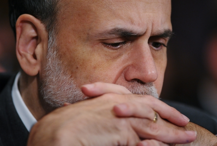 Directorul Federal Reserve, Ben Bernanke