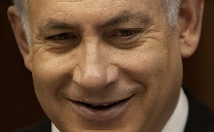 Premierul israelian, Benjamin Netanyahu in Ierusalim, 7 august 2011