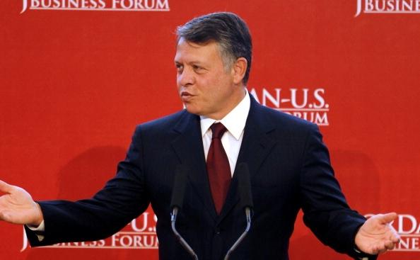 Regele Iordaniei, Abdullah II
