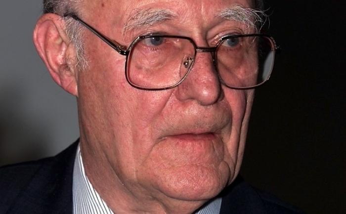 Fondatorul IKEA Ingvar Kamprad.