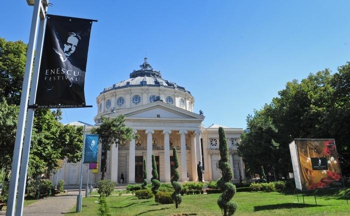"""Festivalul International de muzica """"George Enescu"""" la Ateneul Roman, Bucuresti, 1 septembrie 2011"""