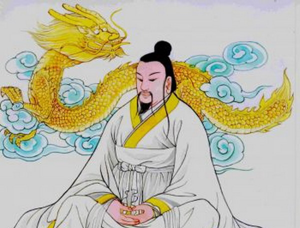 Imparatul Galben ilustrat de Blue Hsiao, Epoch Times