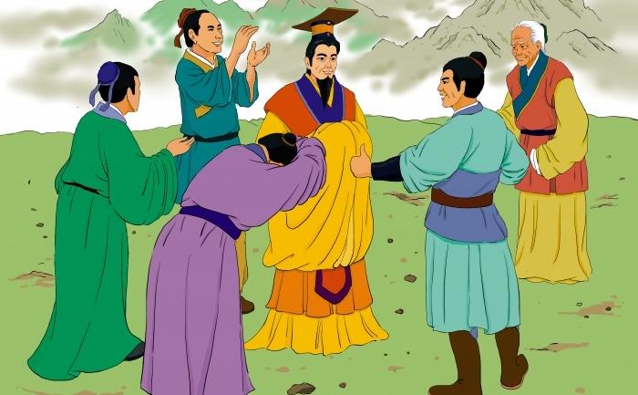 Imparatul Shun - Strămoşul culturii etice Chineze