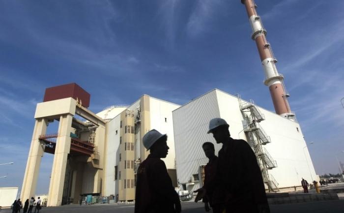 Uzina nuceara de la Bushehr